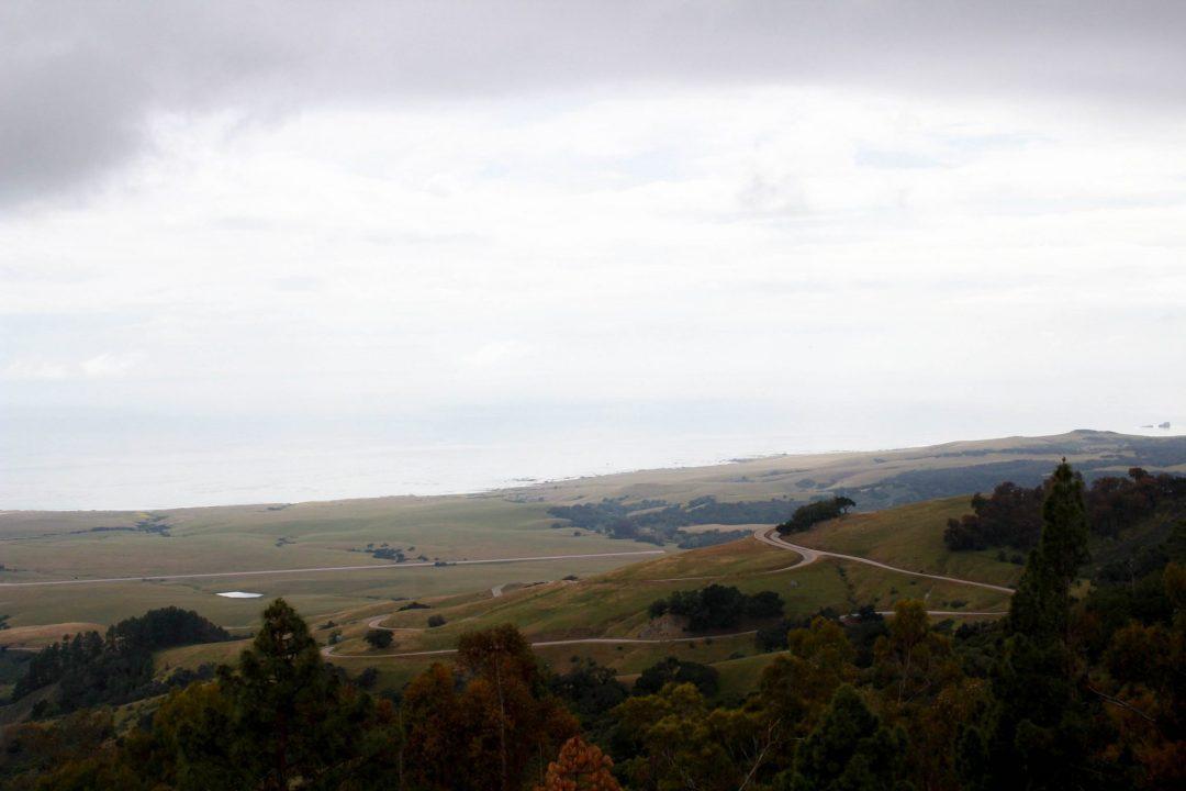 Hearst Castle Views