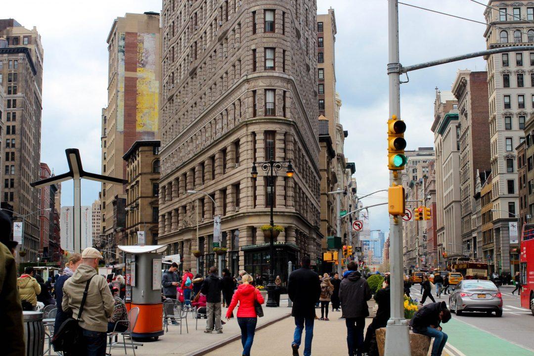 5th Avenue & Broadway