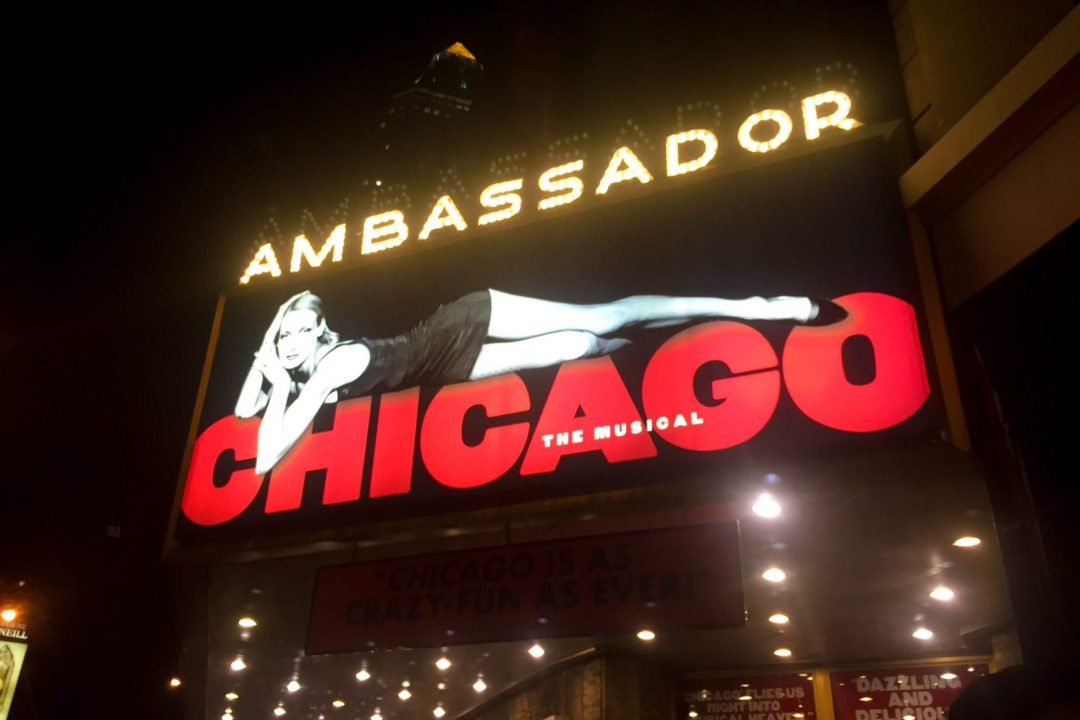 Chicago Broadway NYC