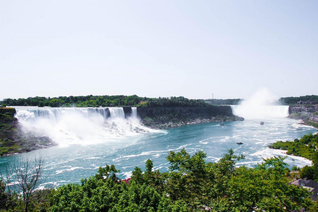 Niagara Falls Canada Viewpoint