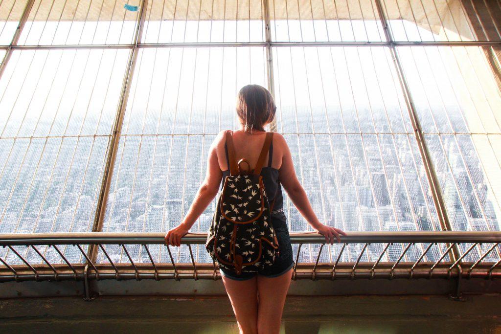Addie CN Tower Toronto