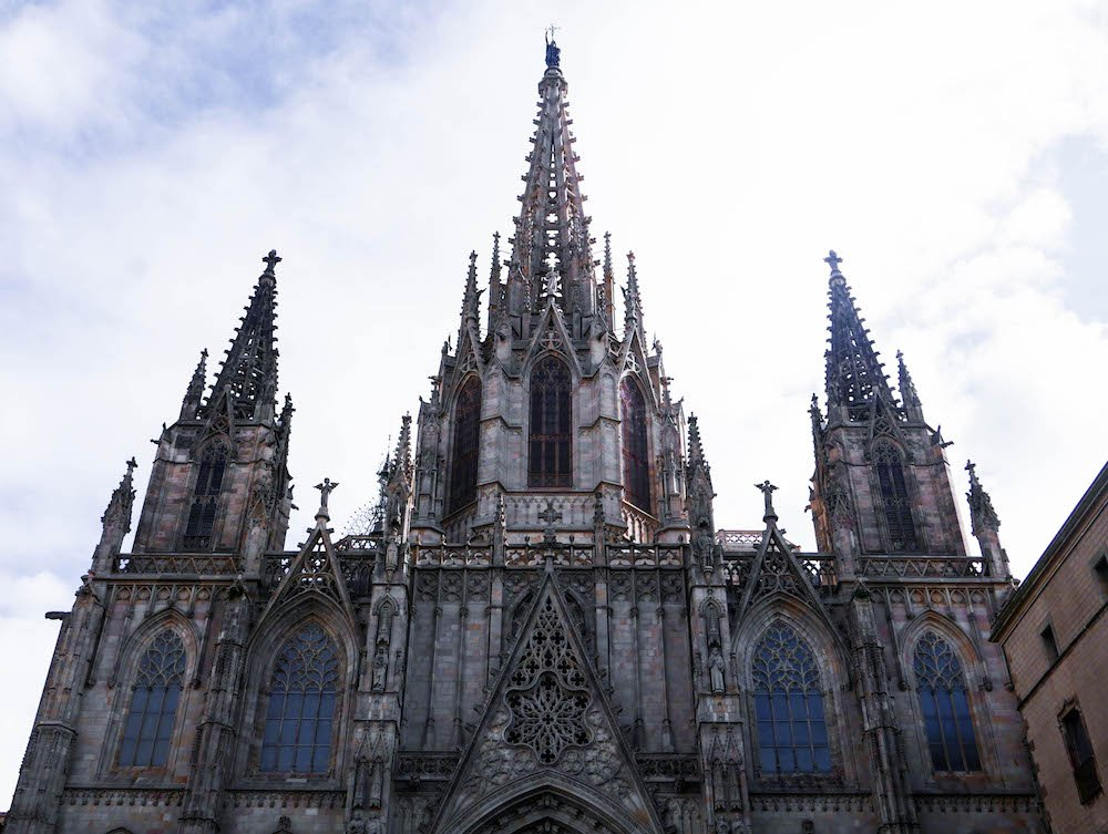 La Cathedral Barcelona Spain