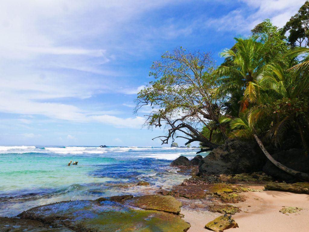 Wizard Beach Hike Isla Bastimentos Bocas del Toro Panama