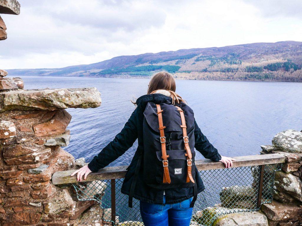 Addie Loch Ness Scotland