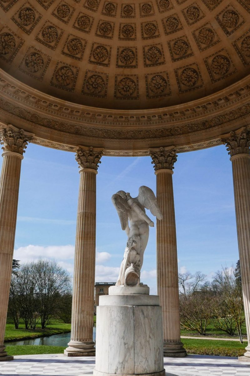 love monument versailles