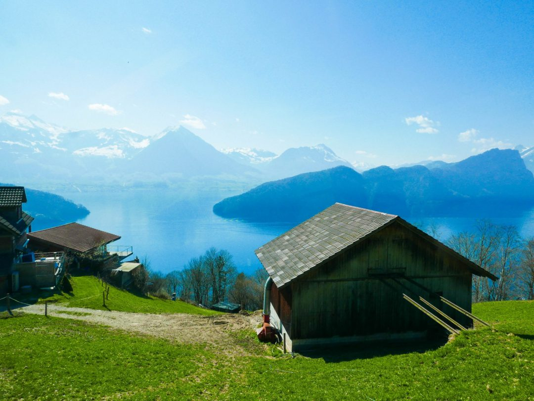 mount rigi rigibahn lake lucerne