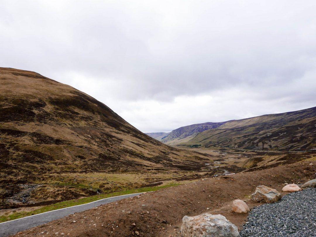 Cairngorms National Park Scotland United Kingdom UK