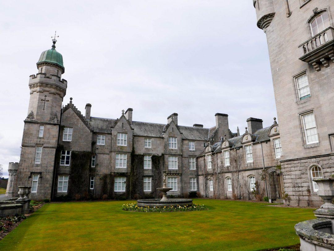 Balmoral Castle Scotland UK United Kingdom