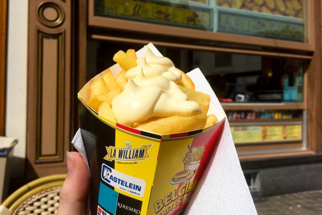Brussels Belgian Fries