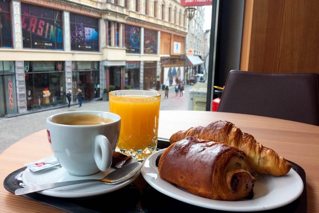 Brussels Breakfast
