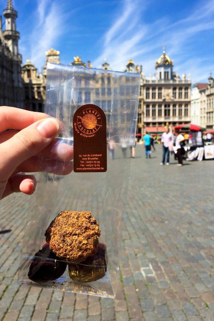 Brussels Chocolate Planete Chocolat