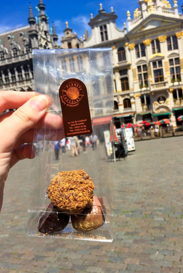 Planete Chocolat Brussels Chocolate