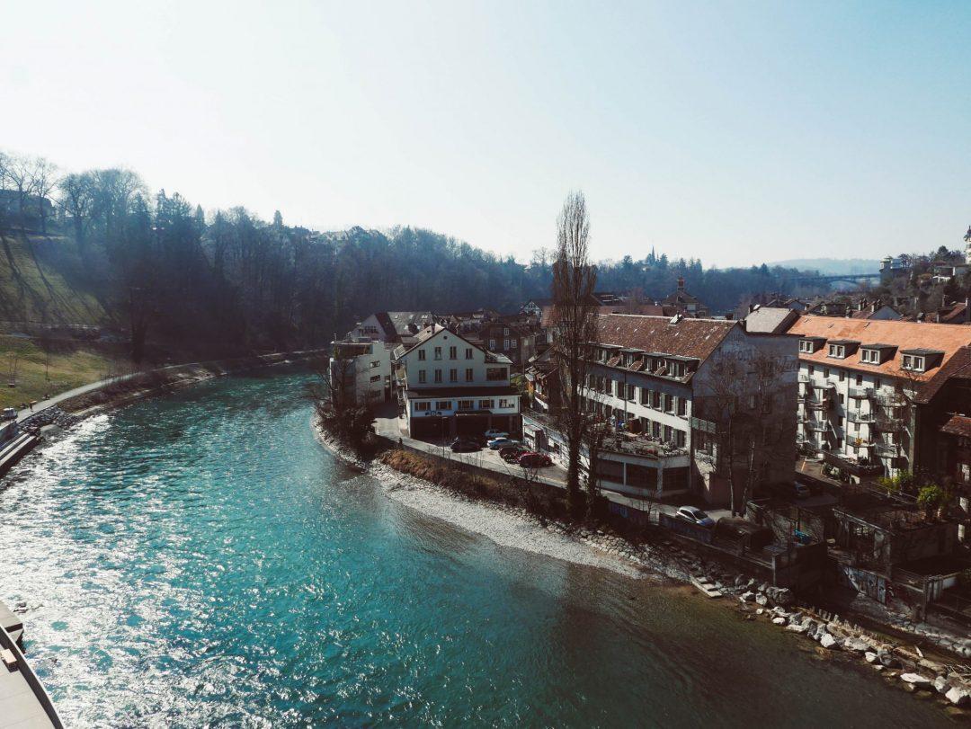 Bern Switzerland River