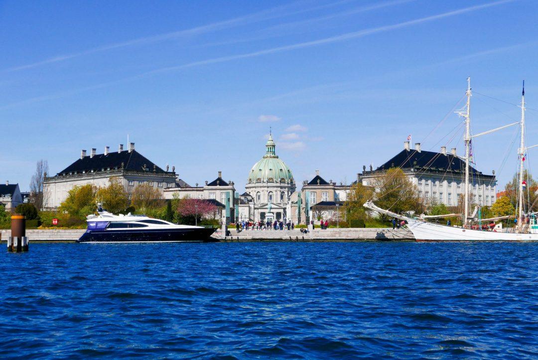 Amalienborg Castle Copenhagen