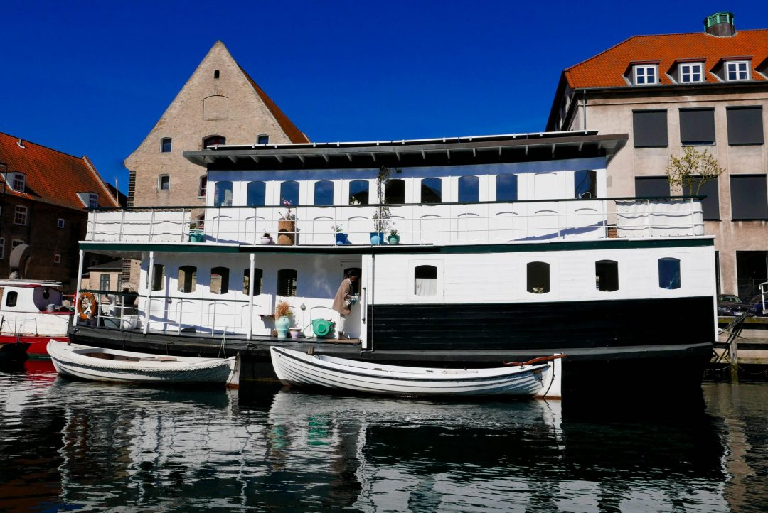 Houseboat Christianshavn