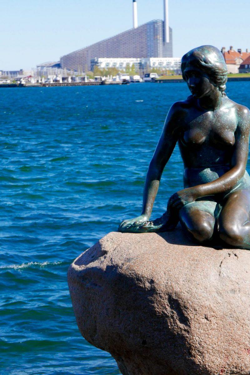 Little Mermaid Copenhagen on a budget