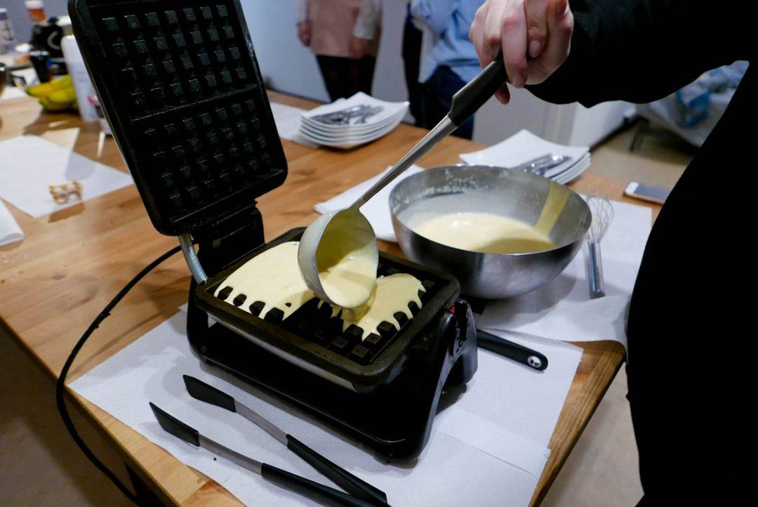 Brussels Waffle Workshop Waffle Iron