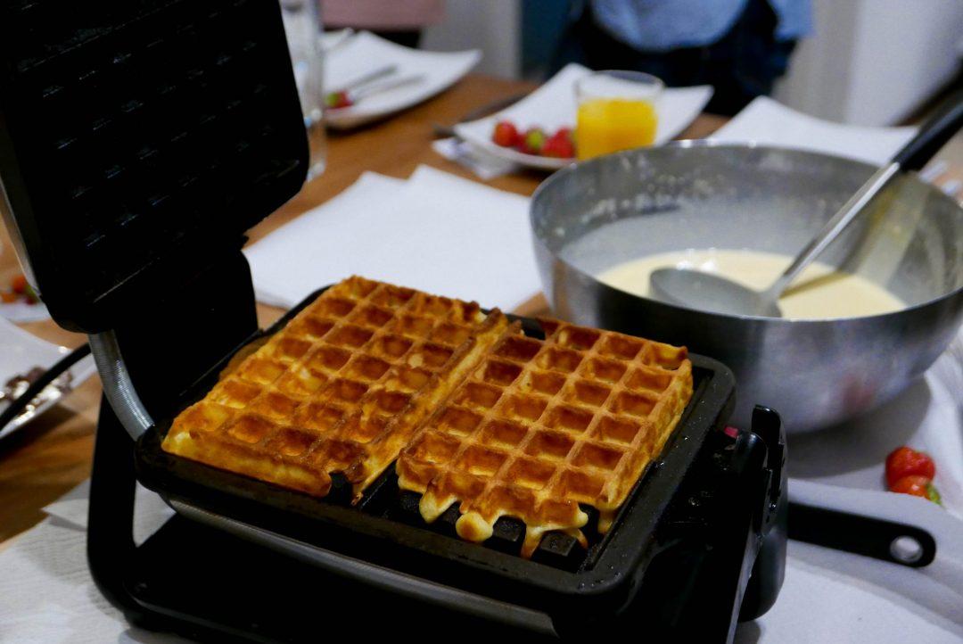 Brussels Waffle Workshop Waffle