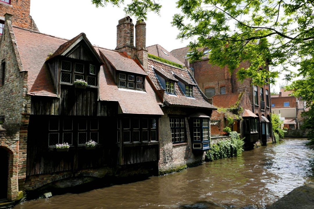 Bruges Canal House