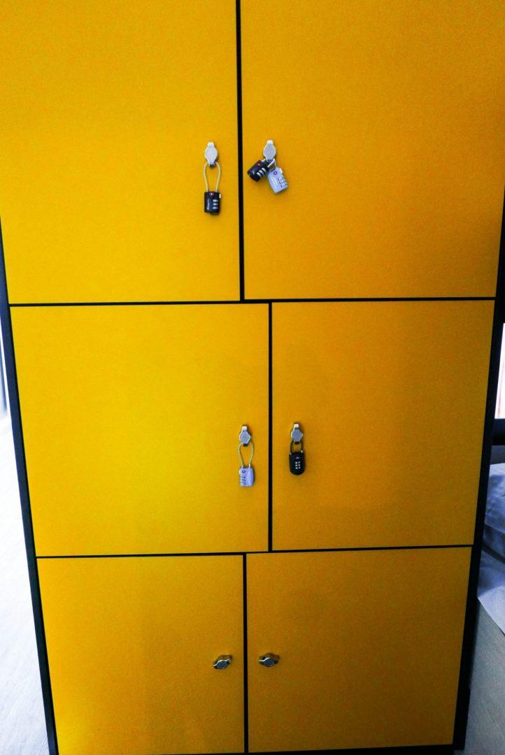 MEININGER Brussels dorm lockers