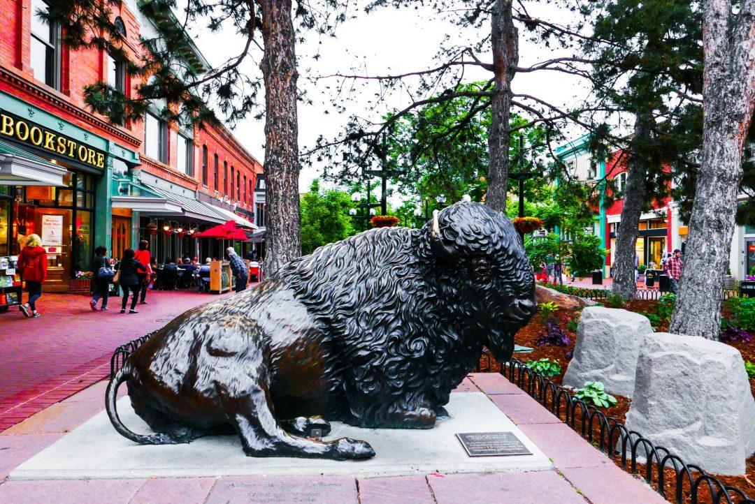 Boulder Pearl Street Buffalo