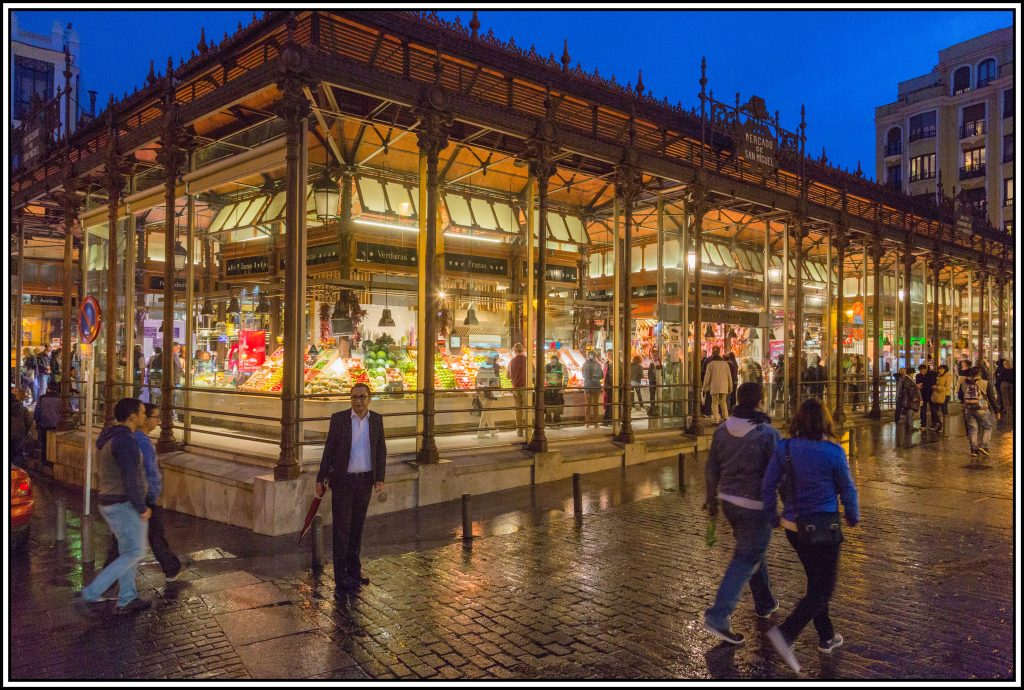 San Miguel Market Madrid