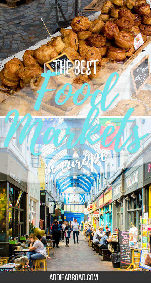 Love eating/trying new food while you're traveling? Food markets are a great way to do that! Check out the best food markets in Europe as compiled by travel bloggers. Visit food markets in Austria, Croatia, Denmark, Finland, France, Hungary, Italy, Latvia, Germany, the Netherlands, Lisbon, Portugal, Slovenia, Spain, Sweden, Switzerland, and London, England.