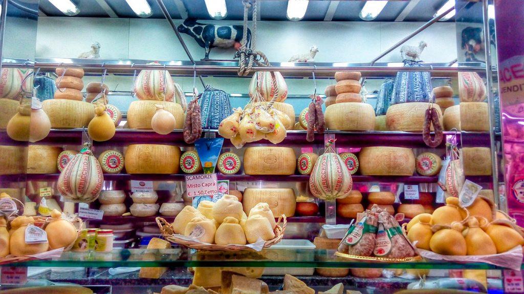 Mercato de San Benedetto Cagliari Sardinia Italy Best Food Markets in Europe