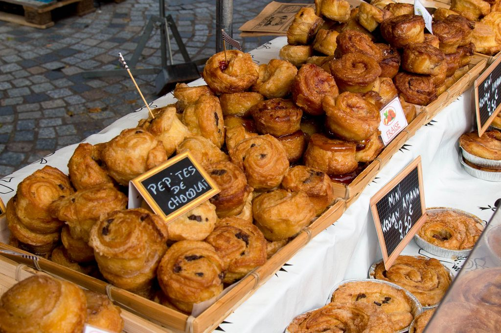 Concarneau Market France Best Food Markets in Europe
