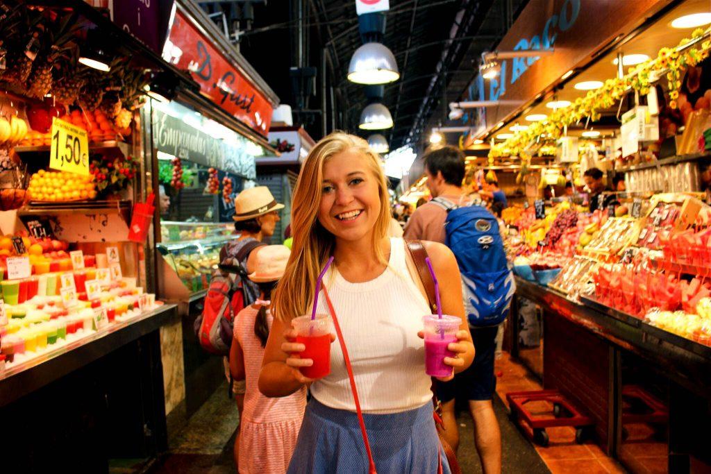 La Boqueria Market Barcelona Spain Best Food Markets in Europe