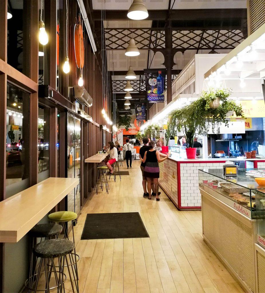 Lonja del Barranco Seville Spain Best Food Markets in Europe