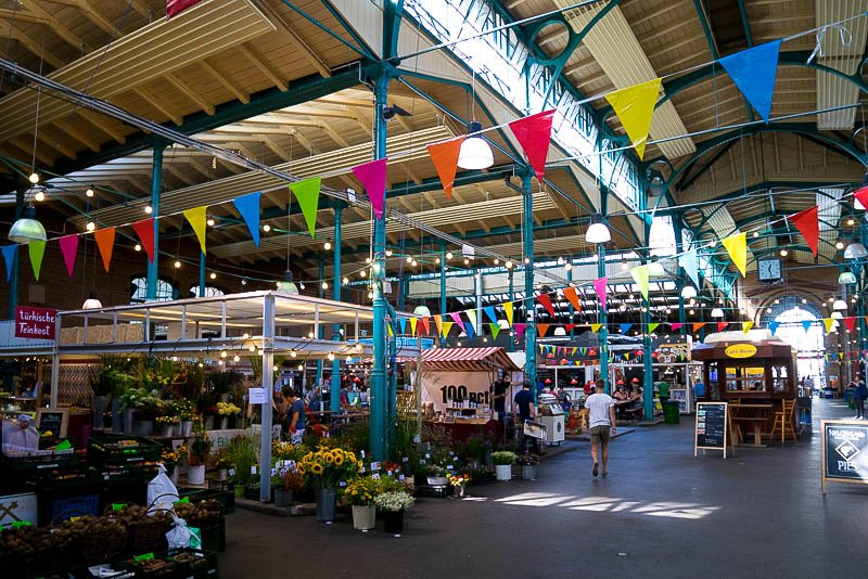 Markthalle IX Neun Berlin Germany Best Food Markets in Europe