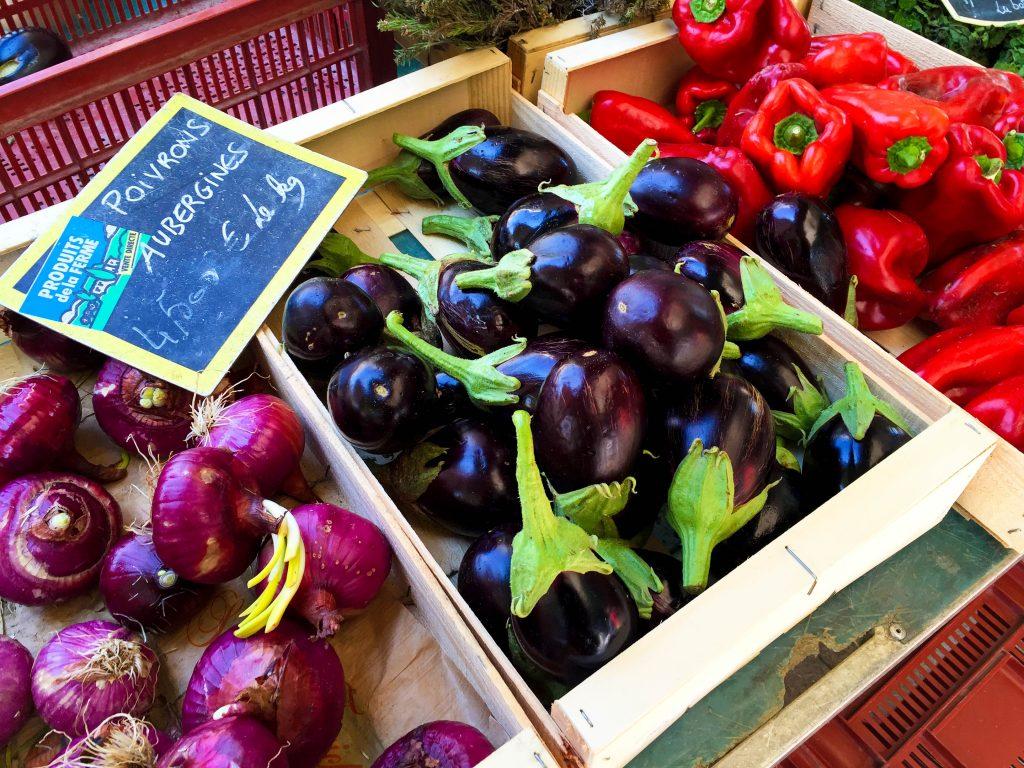 Avenue Jean Médecin Market Nice France Best Food Markets in Europe