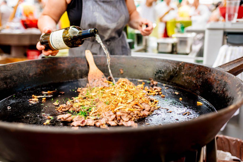 Open Kitchen Ljubljana Best Food Markets in Europe