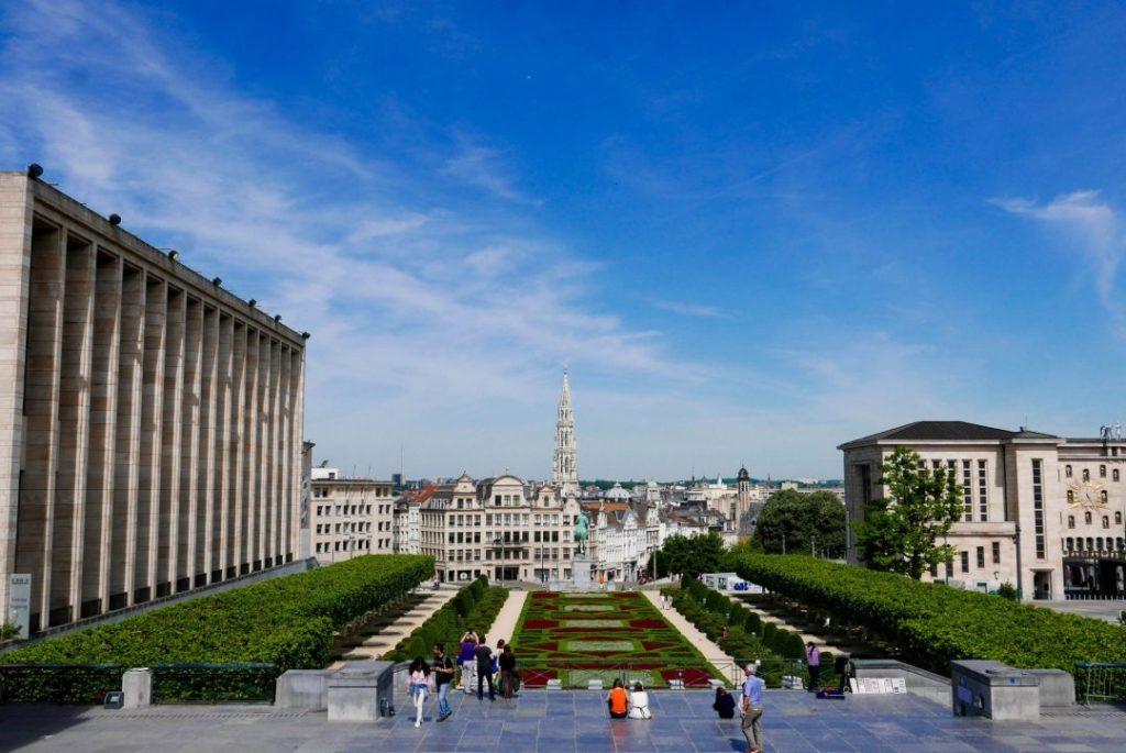 3 days in Belgium