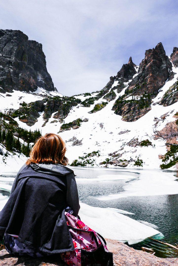 Madison Emerald Lake Rocky Mountain National Park
