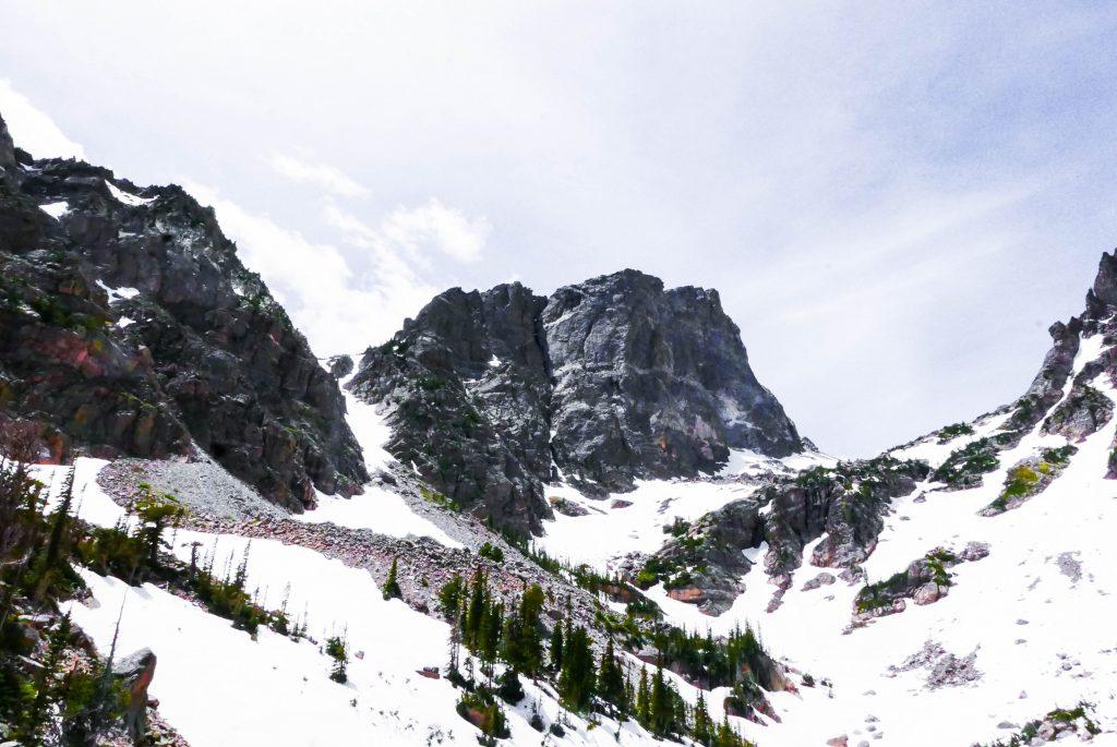 Mountain Emerald Lake Rocky Mountain National Park