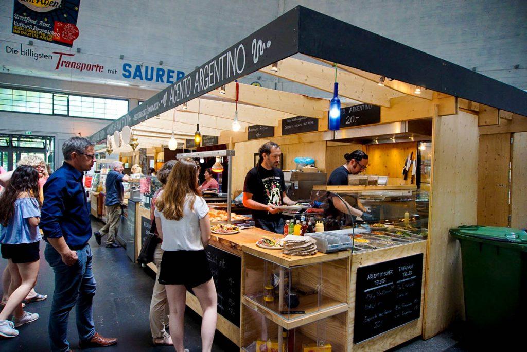 Markthalle Basel Switzerland Best Food Markets in Europe
