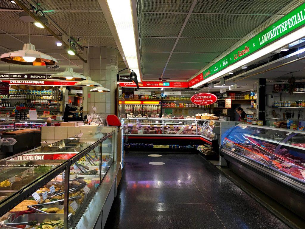 Hötorgshallen Market Stockholm Sweden Best Food Markets in Europe