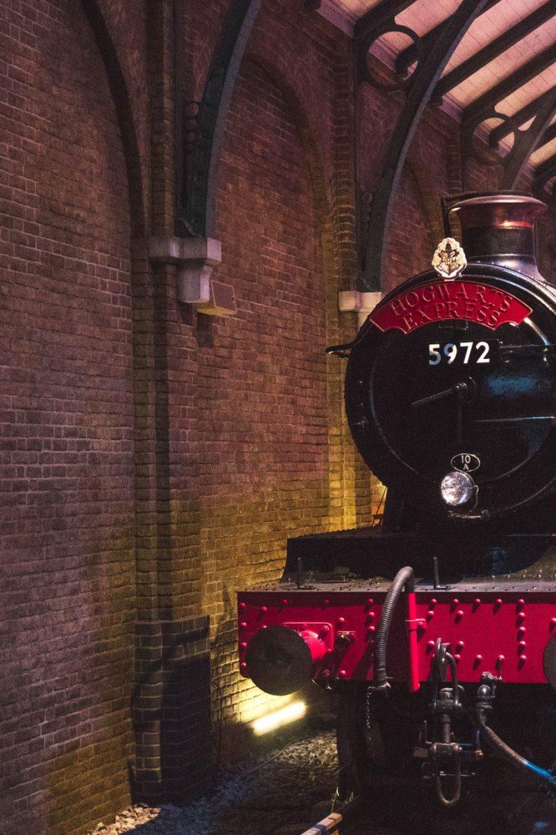 Hogwarts Express Harry Potter Studio Tour London