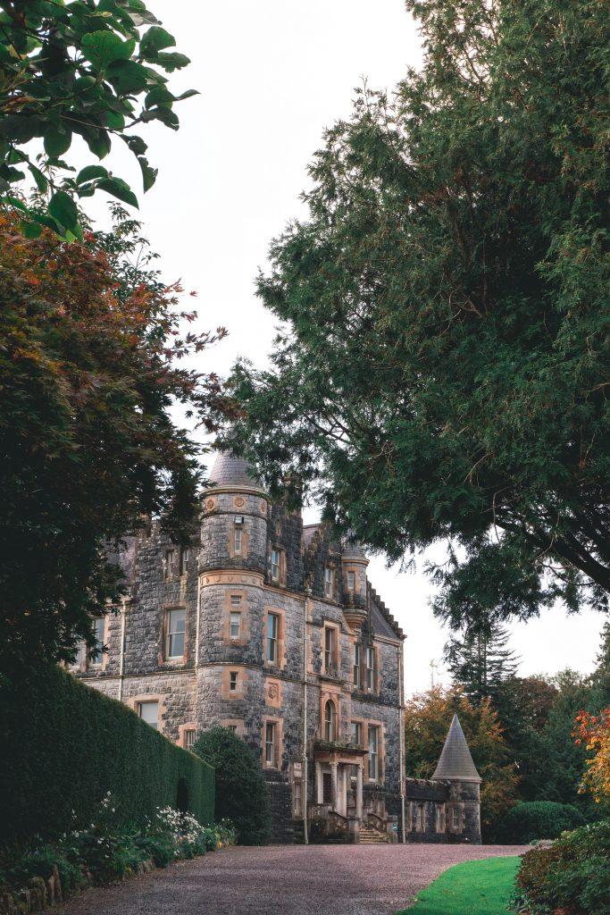Blarney House Path Ireland