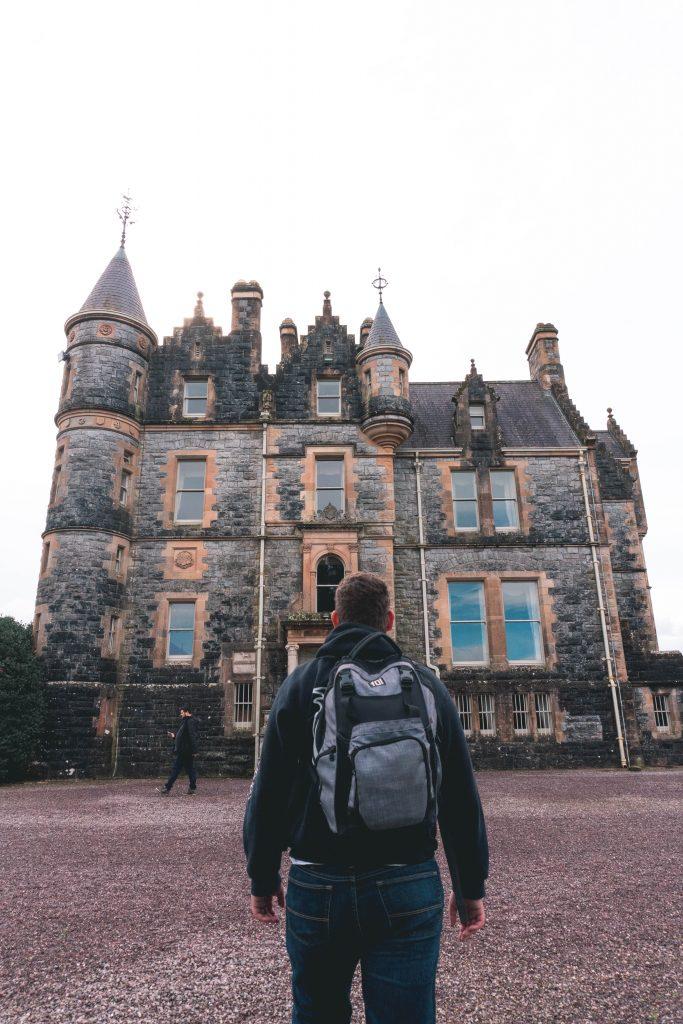 Daniel Blarney House Castle Ireland