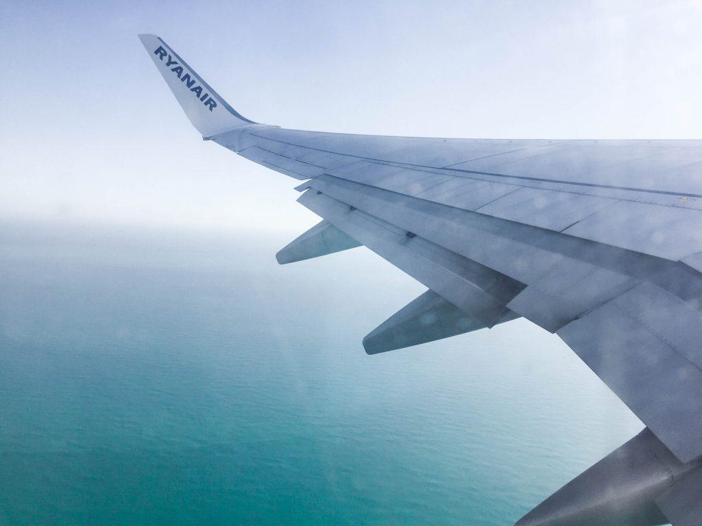 Ryanair plan wing