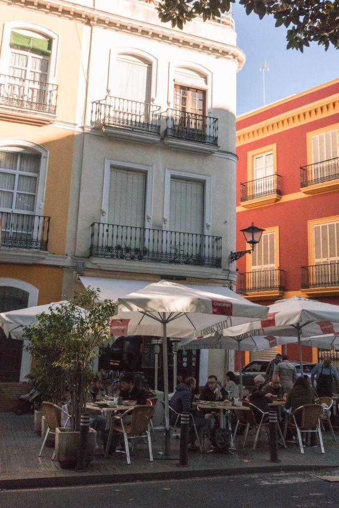 Los Coloniales Seville