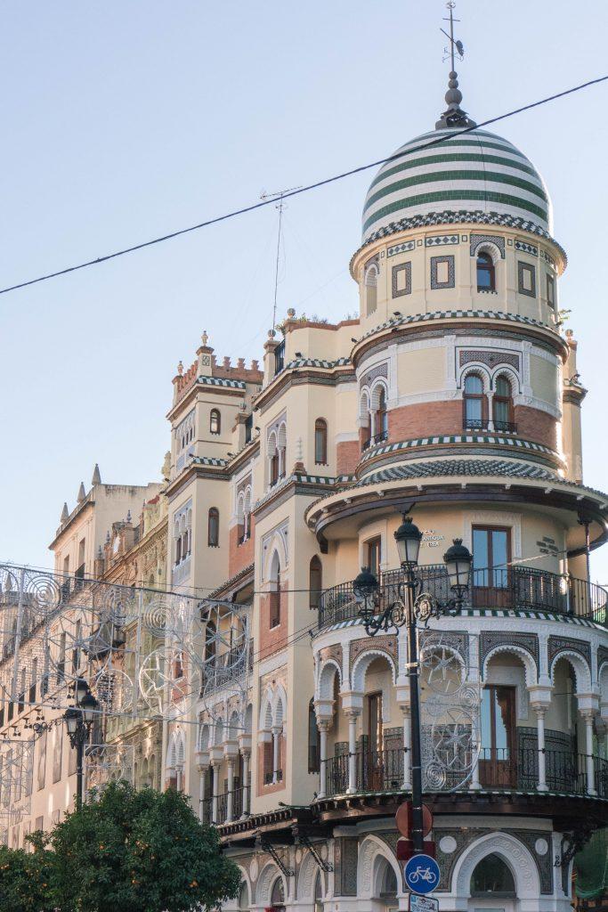 Cake Building Seville