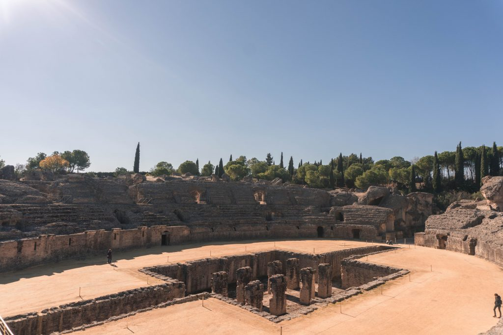 Italica Amphitheater Game of Thrones Seville Day Trip
