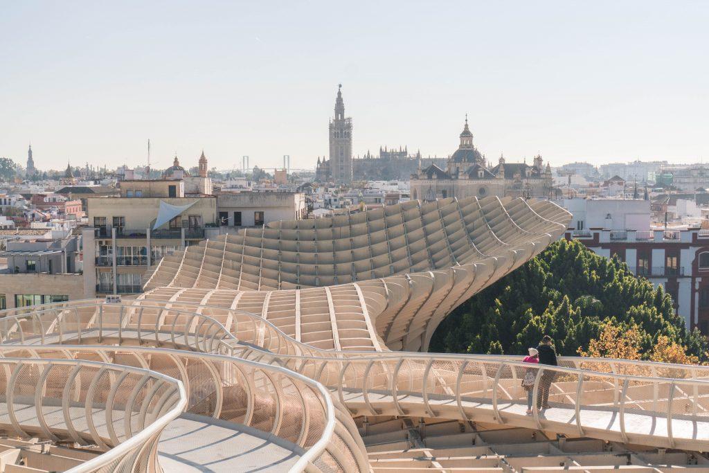 Metropol Parasol Seville