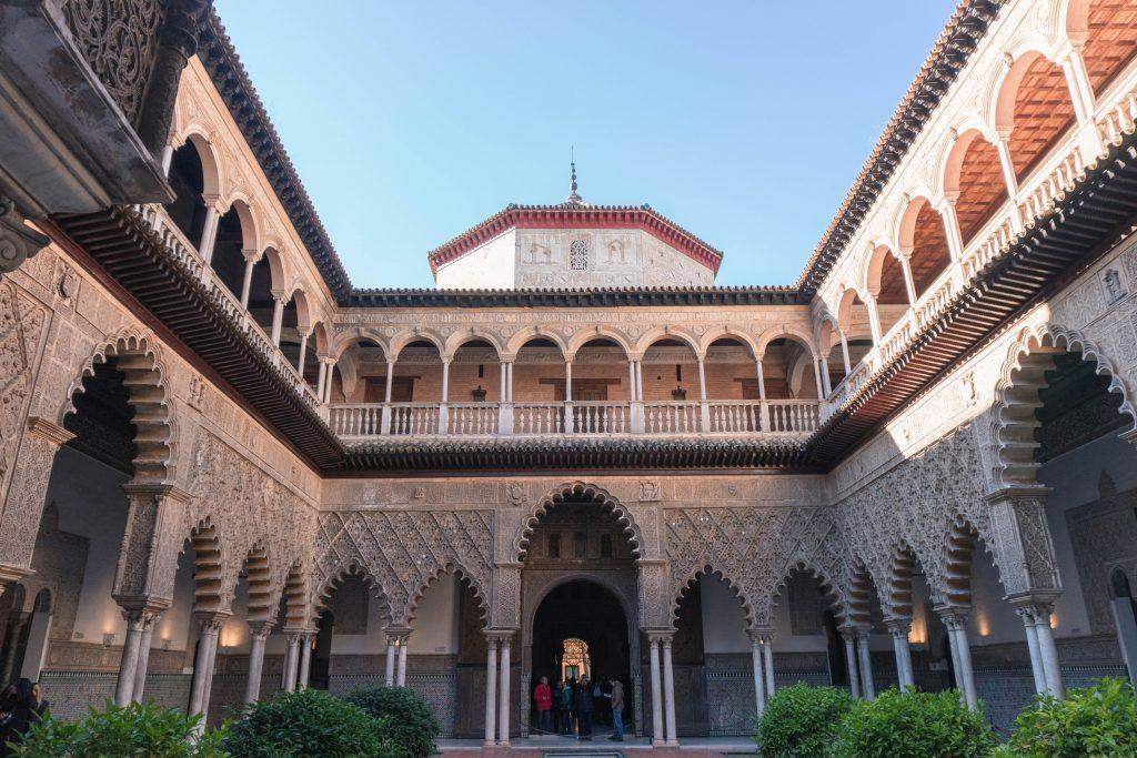 Ambassador's Hall Alcazar Seville