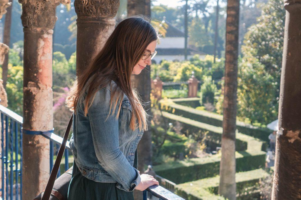 Addie Gardens Alcazar Seville
