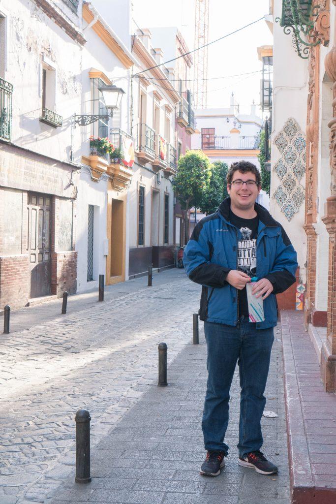 Daniel Triana Streets Sevilla